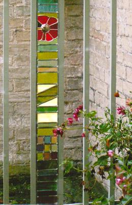 Beau Garden Panel